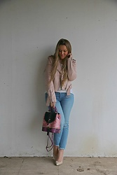 Emma MAS - Emma Loves Fashion Pink Biker - Pink biker