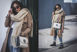 Sara Meess - Guess Bag, Ego Boots - Cold Days