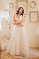Aevoulette Benssalconia - Katty's Brides Dress - Wedding Bells 4