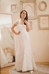 Aevoulette Benssalconia - Katty's Brides Dress - Wedding Bells 5
