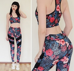 Kary Read♥ - Top And Pants - Sport♥