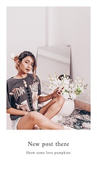 Agnijita Mukherjee - Forever 21 Top - Self potrait
