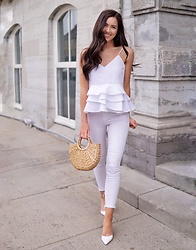 Marie's Bazaar -  - All white everything