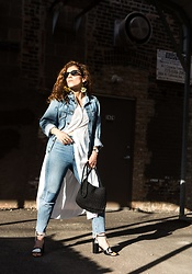 Christina N -  - Denim on Denim Look