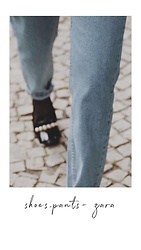 Emilia Matuszko - Zara Mom Jeans, Zara Shoes - ICONIC CHAPTER 2