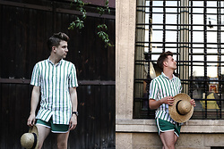 Grzegorz Paliś - Zara Shirt, H&M Shorts - Make your Shorts Shorter