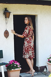 Willa Cherrybomb -  - Beautiful Vintage Dress