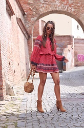 Manuella Lupascu - Tom Tailor Dress, Cult Gaia Bag - Country side ♥