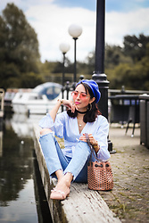 Virgit Canaz -  - WEARING A BERET IN THE SUMMER