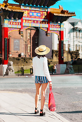 Virgit Canaz -  - China Town in Newcastle upon tyne
