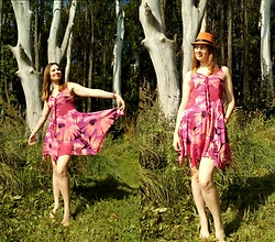 Natalyushka -  - Brighten the end of your summer in the woods!