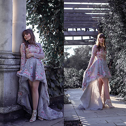 Eloise Alice -  - The fairytale dress for the ethereal dreamer