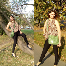 Natalyushka -  - World's gone crazy about leopard!