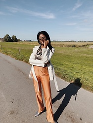 Princess Alpha - The Five Pants, The Five Jacket - @lookbook