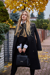 Marta Caban - Orsay Coat - Autumn vibes