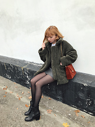 Kristina Magdalina - Poppy Lovers Coat - In love with this look