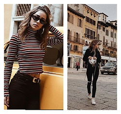 Roberta De Martino -  - Stripes and Black