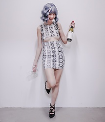 Ren Rong - Femme Luxe Finery Dress - Cheers to the New Year