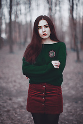 Helena Polansky -  - Slytherin