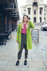 Chelsea Jade - Collusion - COLLUSION - SPOTTY TROUSERS
