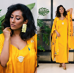 Naznin Suhaer -  - YELLOW BIRD