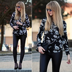 Diane Fashion -  - Floral shirt