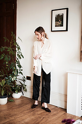 Daniella Robins - Topshop Shirt - Easy Dressing: Sleepwear As Daywear