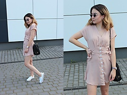 Sabina S. -  - BEIGE DRESS