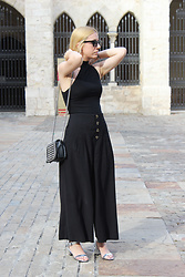 Patricia Jiménez - Zara Top, Zara Pants - Wearing Ever