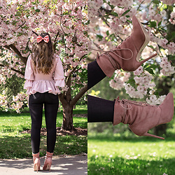 Eloise Alice -  - RETHINK PINK: HOW TO WEAR PINK FOR SPRING