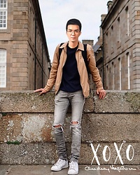 Ysab Ortiz - Marks & Spencer Casual - Casual on the go