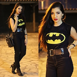 Suene Fernandes -  - Batman - All Black 🦇