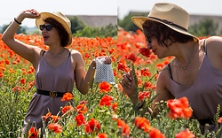 Adriana Style -  - In poppy fields