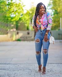 Kelly W -  - Faux Locs Queen