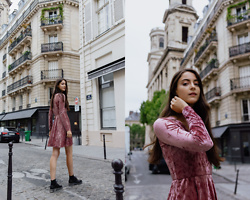 Nora Aradi - Na Kd Dress - Paris hours