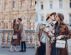 Daniela Guti - Bag, Dress, Earrings - COUPLE LOOK <3