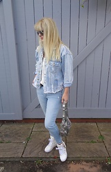 Alice Liddell -  - Double Denim