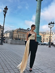 Nora Aradi -  - Formal in Paris
