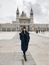 REDWAY REDWAY - Miss21 Shoes, Uniqlo Legging, By Korea Coat - November Portugal