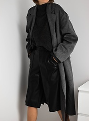 Katarina Vidic -  - Oversized coat that you need in your life