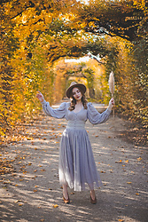 Daniela Guti - Dress - Autumn Fairy-tale