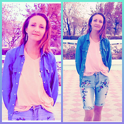 Galina K - Defacto Shirt, Defacto Top - Denim Lover