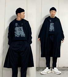 ★masaki★ - Komakino Coat, Shining Movie Tee, Adidas Yung1 - SHINING