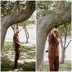 ⋆✞ david ross lawn ✞⋆ - Pepaloves Jumpsuit, Doc Martens Vegan Oxblood 1460 8 Eye - 𝐢𝐧 𝐦𝐲 𝐞𝐥𝐞𝐦𝐞𝐧𝐭