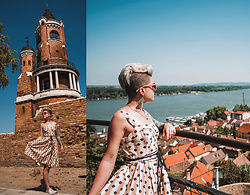 Carolyn W - Anthropologie Summery - Zemun Tower