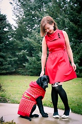Lindsey Puls - Modcloth Dress - Christmas Outfits