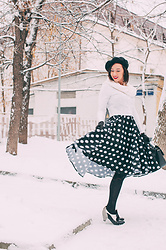 Lindsey Puls - Karina Dresses Dress - Winter wonderland