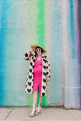 Amy Roiland - Coat - Queen of Hearts