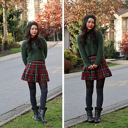 Julie Tao -  - Christmas Plaid