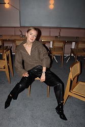 Anna Borisovna -  - The Black Leather Pants